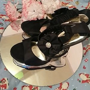 Shoes - Sexy balck heals
